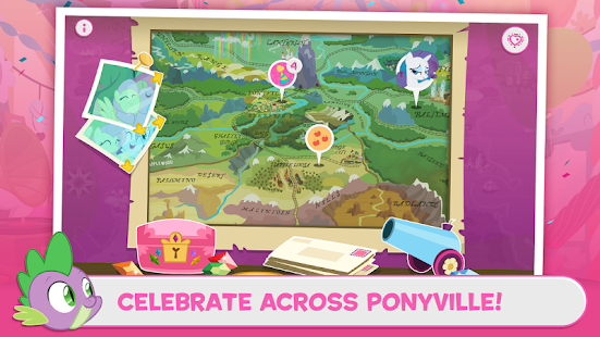My Little Pony Celebration v1 APK Data Obb Full