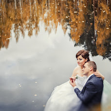 Wedding photographer Aleksandra Zavalnaya (A-Muza). Photo of 27.01.2014
