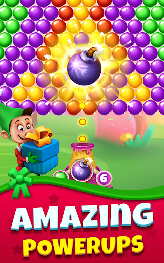 Christmas Games - Bubble Shooter 2020 2.5 screenshots 17