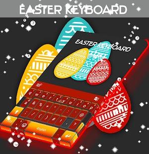 Velikonoční Keyboard - náhled