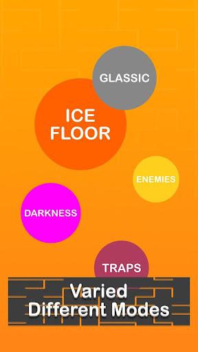 Maze Walk - Classic Maze & Top Brain Game 1.0.6 screenshots 2