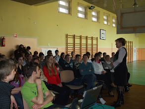 Photo: Konkurs ekologiczny i debata ,01.04.2011r.