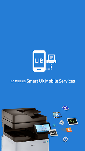 Samsung SmartUX MobileServices for PC