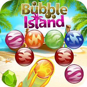 Bubble Island for PC and MAC
