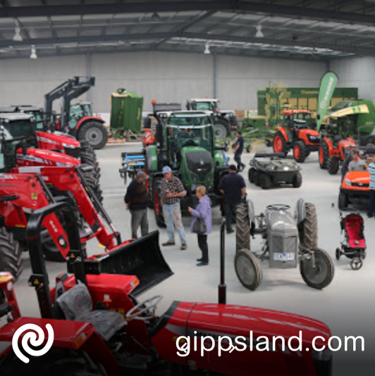 Chapman Machinery is partnered with and supplies world class brands in agricultural machinery with their new machinery sales