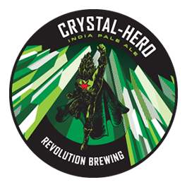 Logo of Revolution Crystal Hero