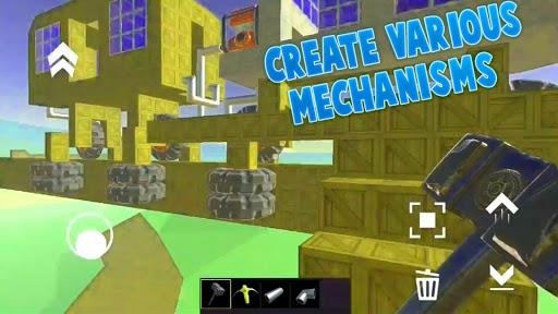 Epic Mechanic Craft: Sandbox Simulator cheat hacks