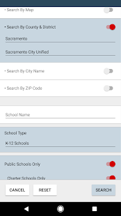 CA Schools- screenshot thumbnail