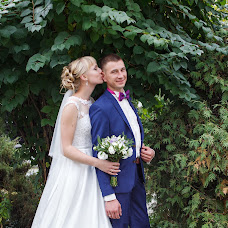 Wedding photographer Yuliya Vasilek (vasilekphoto777). Photo of 02.11.2016