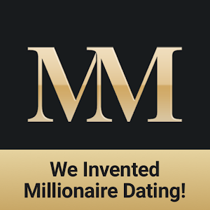 Millionaire Match Meet And Date The Rich Elite 7.3.1 by MillionaireMatch Inc logo