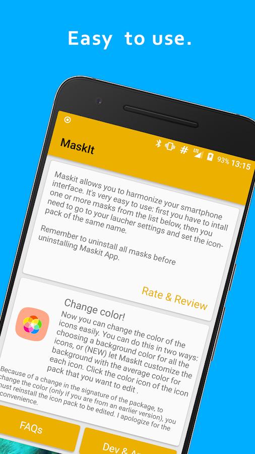 Diskon MaskIt - Customize your icons! - TOKO PLAY