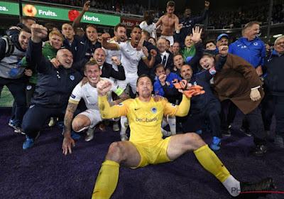 Genk is kampioen na gelijkspel tegen Anderlecht