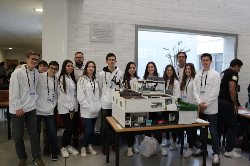 Torneo clasificatorio FIRST LEGO League Almería.