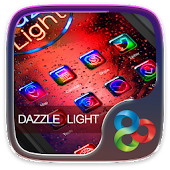 Dazzle Light Go Launcher Theme