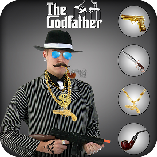 Gangster Photo Editor