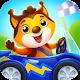 Autospiel für Kleinkinder - Kinderspiele für Rennwagen