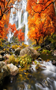 Waterfall HD Wallpapers - náhled