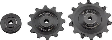 Enduro XD15 Ceramic Eagle Jockey Wheels/Idler Pulley Set alternate image 0
