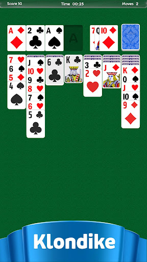 Magic Solitaire - Card Game  screenshots 2