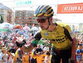 Officiel !  Le leader de la Vuelta, Primoz Roglic, assure son avenir
