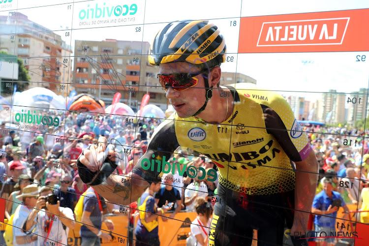 Roglic grimpe sur le podium du classement UCI, la Belgique et Deceuninck - Quick-Step toujours en tête