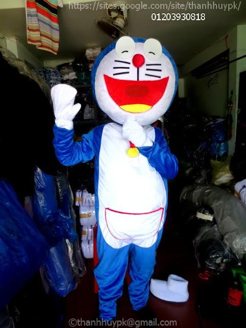 cung cấp sỉ và lẻ mascot doremon