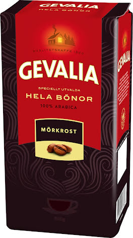 Kaffe Gevalia Ebony HB 500g