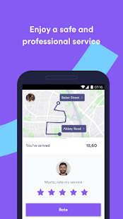 Cabify - Enjoy the ride- screenshot thumbnail
