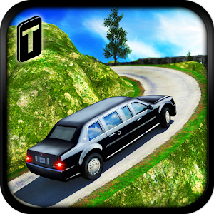 Offroad Hill Limo Driving 3D for PC and MAC