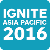 Ignite Asia Pacific 2016