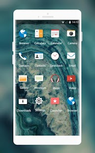 Theme for HTC Desire 626 Sea Wallpaper HD - náhled