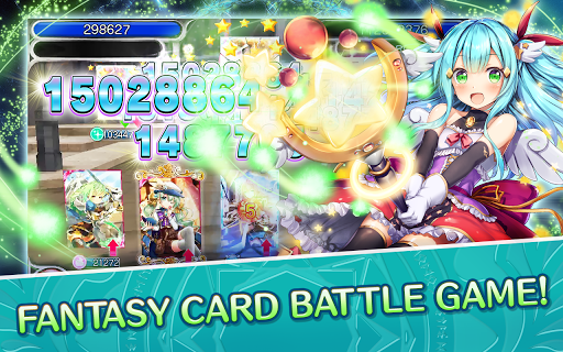 Valkyrie Crusade u3010Anime-Style TCG x Builder Gameu3011 apkdebit screenshots 3