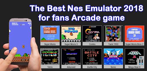 Nes Emulator : games Arcade 2018 on Windows PC Download Free