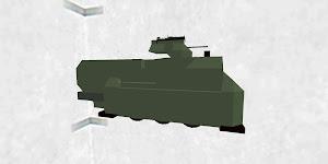 戦略攻撃装甲車:froggost(武装例)