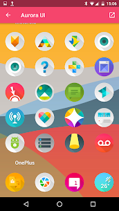Aurora UI – Icon Pack 7.8 [Premium] Cracked Apk 6