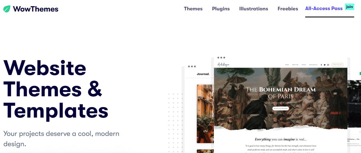 wowthemes-wordpress-template
