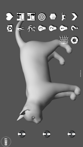 Cat Pose Tool 3D screenshot 16