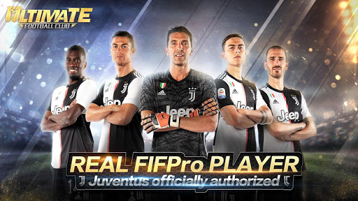 Télécharger gratuit Ultimate Football Club APK MOD 1
