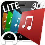 iSense Music - 3D Music Lite Icon