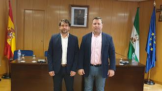 Daniel Zaballa y Pepe Montoya.