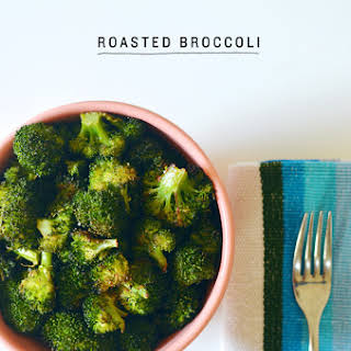 Roasted Broccoli Without Oil Recipes.