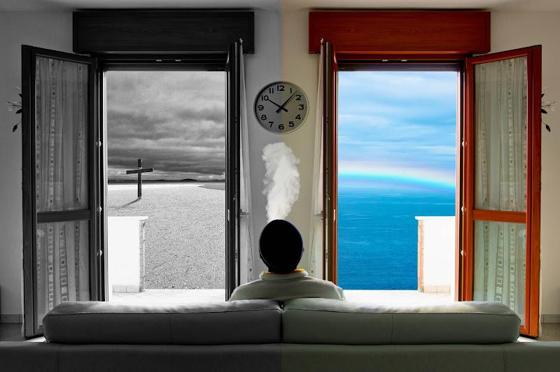Time: Il tempo passa e tu stai qui di Roberto Simonazzi