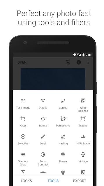 Las 5 mejores apps para editar fotos en android