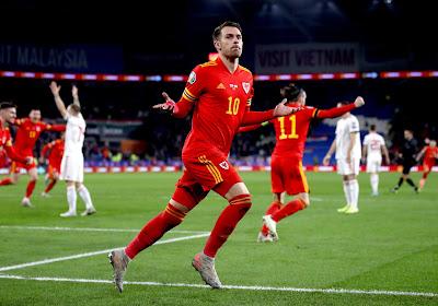 Euro 2020 : Ramsey qualifie le Pays de Galles, carton plein pour la Russie, l'Allemagne et les Pays-bas