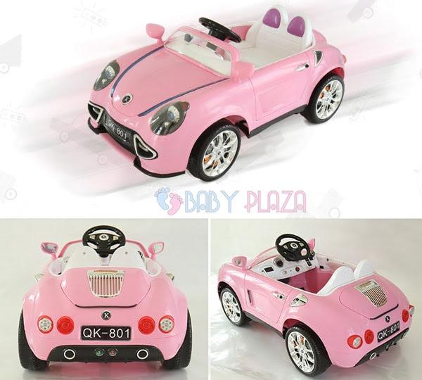 Xe hơi điện trẻ em QK-801 3