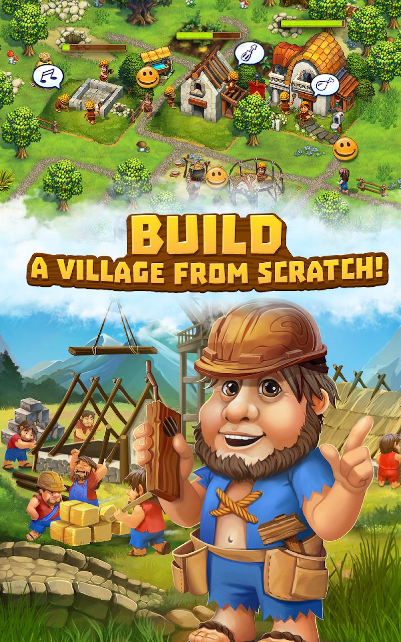 The Tribez: Build a Village Screenshot 9