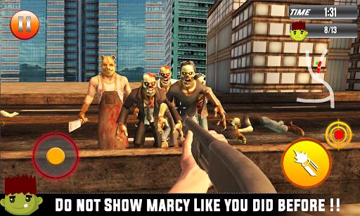 Marrveil Zombie City Force  captures d'écran 3