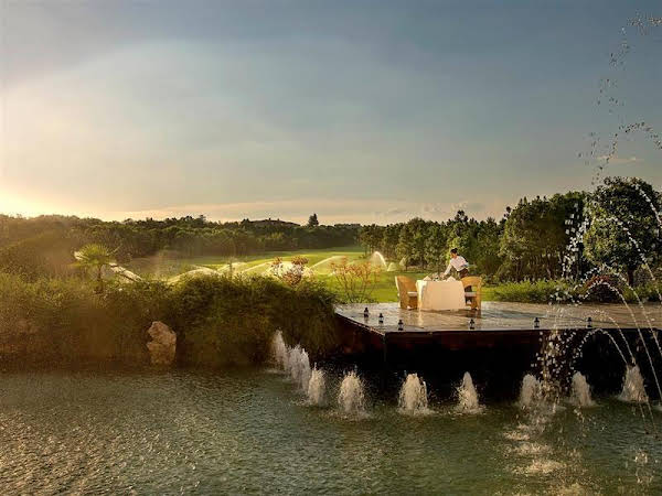 Sofitel Zhongshan Golf Resort Nanjing