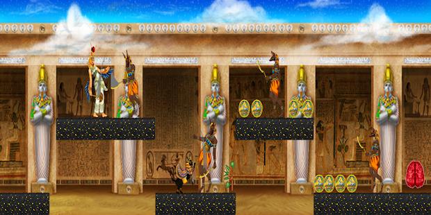 Clash of Pharaohs - náhled
