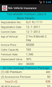 Vehicle Insurance Calculator App Download For Android 4